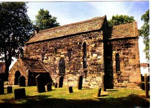 Escomb Church, County Durham
