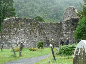 Glendalough cathedral