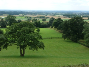 View from Crayke hill
